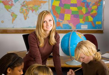 teacher-and-globe-378